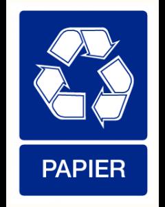 Pictogram Recycling papier