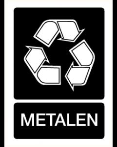 Pictogram Recycling metalen