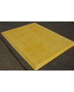 Afdekplaat composiet, afmeting 160 x 120 x 2,5 cm