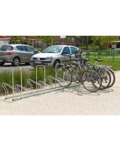 Fietsenrek voor 10 fietsen