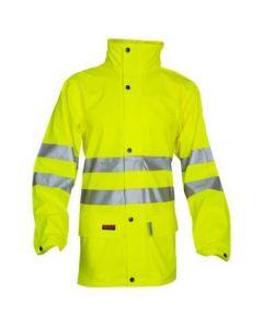 M-Wear Akoni 5505 jas fluor geel