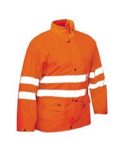 M-Wear Akoni 5505 jas fluor oranje
