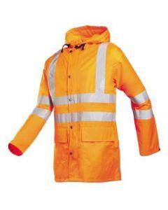 Sioen 198A Monoray jas fluor oranje