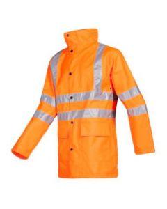 Sioen 598Z Monoco jas fluor oranje
