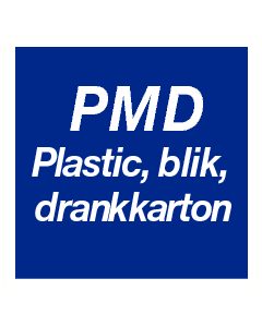 PMD plastic, blik, drankkarton