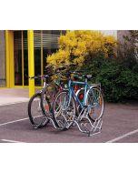 Fietsenrek voor 6 fietsen